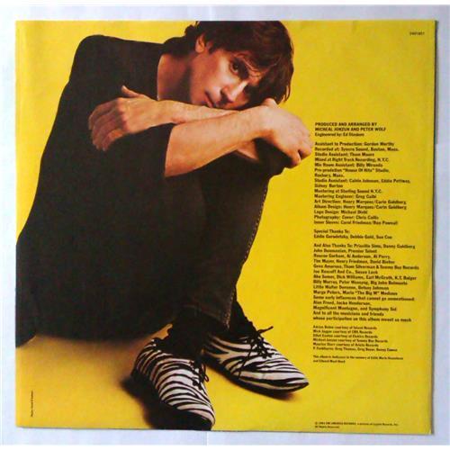 Картинка  Виниловые пластинки  Peter Wolf – Lights Out / 1A 064-24 0185 1 в  Vinyl Play магазин LP и CD   04380 3