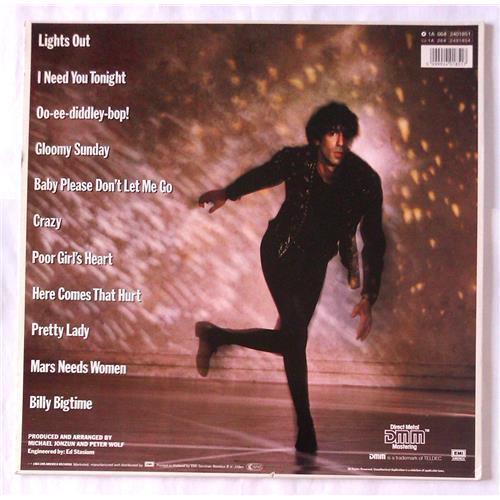 Картинка  Виниловые пластинки  Peter Wolf – Lights Out / 1A 064-24 0185 1 в  Vinyl Play магазин LP и CD   06549 1