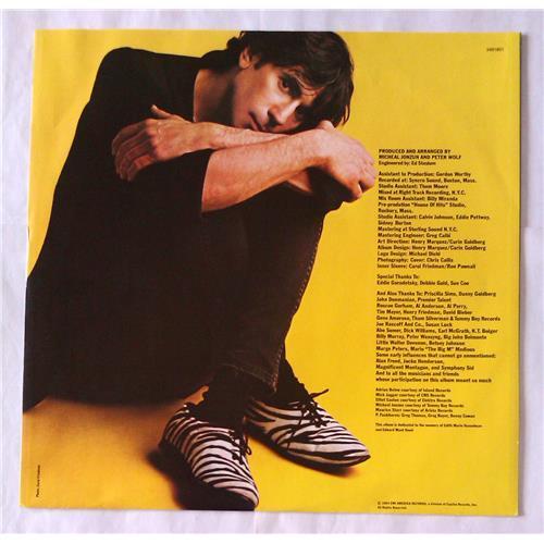 Картинка  Виниловые пластинки  Peter Wolf – Lights Out / 1A 064-24 0185 1 в  Vinyl Play магазин LP и CD   06549 2