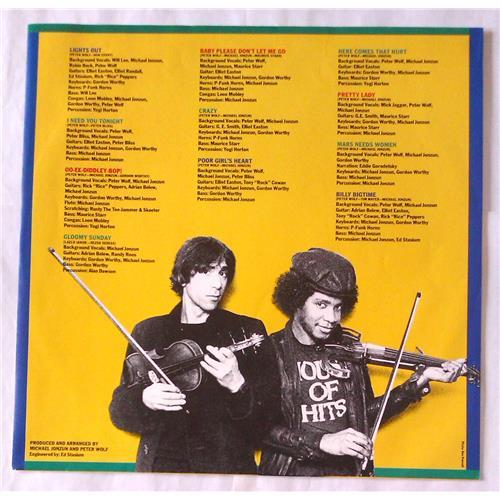 Картинка  Виниловые пластинки  Peter Wolf – Lights Out / 1A 064-24 0185 1 в  Vinyl Play магазин LP и CD   06549 3