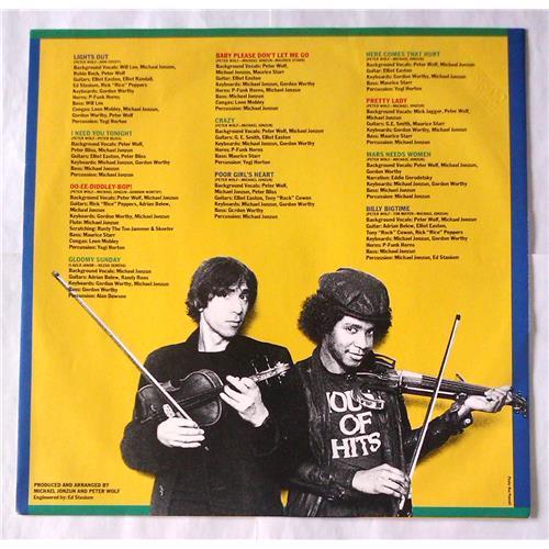 Картинка  Виниловые пластинки  Peter Wolf – Lights Out / 1A 064-24 0185 1 в  Vinyl Play магазин LP и CD   06731 3