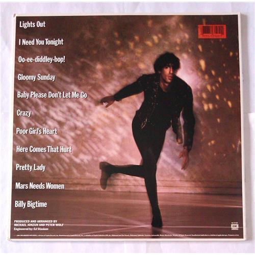 Картинка  Виниловые пластинки  Peter Wolf – Lights Out / SJ-17121 в  Vinyl Play магазин LP и CD   06988 1