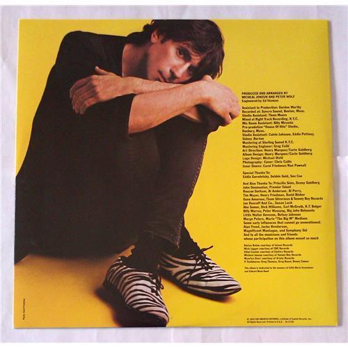 Картинка  Виниловые пластинки  Peter Wolf – Lights Out / SJ-17121 в  Vinyl Play магазин LP и CD   06988 2