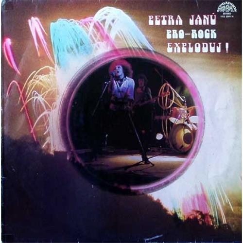 Виниловые пластинки  Petra Janu, Pro-Rock – Exploduj ! / 1113 2599 H в Vinyl Play магазин LP и CD  02822