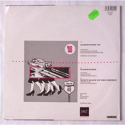 Картинка  Виниловые пластинки  Petula Clark – Downtown '88 / 8.969 в  Vinyl Play магазин LP и CD   05908 1