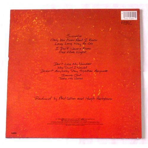 Картинка  Виниловые пластинки  Phil Collins – No Jacket Required / 251 699-1 в  Vinyl Play магазин LP и CD   06212 1