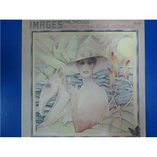 Виниловые пластинки  Phil Woods / Michel Legrand And Orchestra – Images / RCA-6319 в Vinyl Play магазин LP и CD  03020