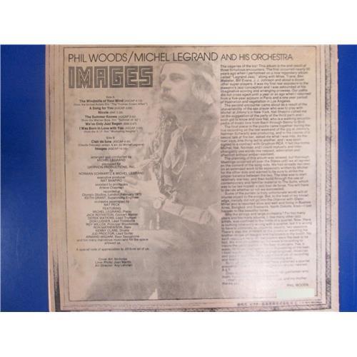 Картинка  Виниловые пластинки  Phil Woods / Michel Legrand And Orchestra – Images / RCA-6319 в  Vinyl Play магазин LP и CD   03020 2