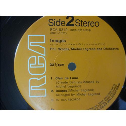 Картинка  Виниловые пластинки  Phil Woods / Michel Legrand And Orchestra – Images / RCA-6319 в  Vinyl Play магазин LP и CD   03020 4