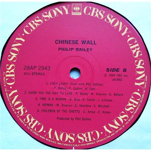 Картинка  Виниловые пластинки  Philip Bailey – Chinese Wall / 28AP 2943 в  Vinyl Play магазин LP и CD   07409 4