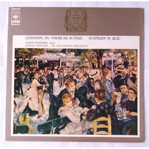 Виниловые пластинки  Philippe Entremont – Gershwin: An American In Paris & Rhapsody In Blue / SOCF 22019 в Vinyl Play магазин LP и CD  05783