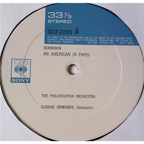 Картинка  Виниловые пластинки  Philippe Entremont – Gershwin: An American In Paris & Rhapsody In Blue / SOCF 22019 в  Vinyl Play магазин LP и CD   05783 4