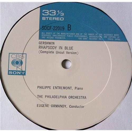 Картинка  Виниловые пластинки  Philippe Entremont – Gershwin: An American In Paris & Rhapsody In Blue / SOCF 22019 в  Vinyl Play магазин LP и CD   05783 5