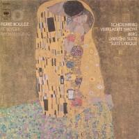 Pierre Boulez, New York Philharmonic – Schoenberg: Verklaerte Nacht, Berg: Lyrische Suite - Suite Lyr / 20AC 1545