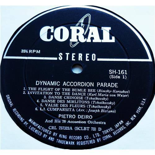 Картинка  Виниловые пластинки  Pietro Deiro – Dynamic Accordion Parade / SH-161 в  Vinyl Play магазин LP и CD   07279 2