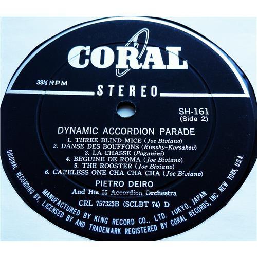Картинка  Виниловые пластинки  Pietro Deiro – Dynamic Accordion Parade / SH-161 в  Vinyl Play магазин LP и CD   07279 3