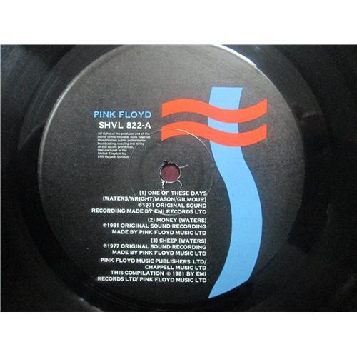 Картинка  Виниловые пластинки  Pink Floyd – A Collection Of Great Dance Songs / SHVL 822 в  Vinyl Play магазин LP и CD   02714 1