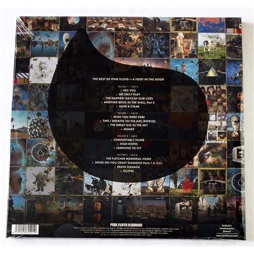 Картинка  Виниловые пластинки  Pink Floyd – A Foot In The Door (The Best Of Pink Floyd) / PFRLP21 / Sealed в  Vinyl Play магазин LP и CD   09119 1