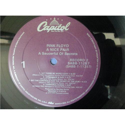 Картинка  Виниловые пластинки  Pink Floyd – A Nice Pair / SABB-11257 в  Vinyl Play магазин LP и CD   02725 4