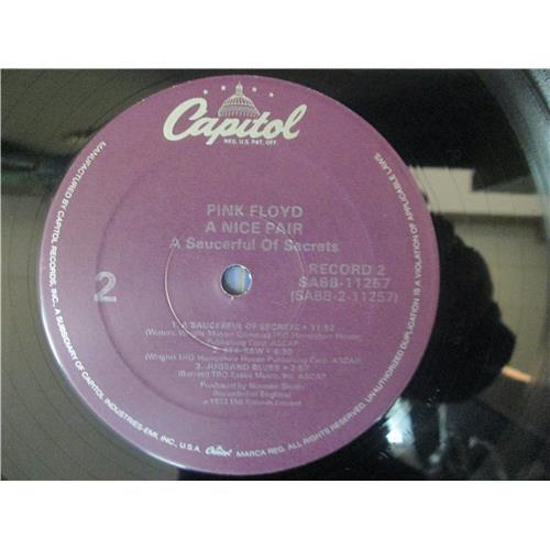 Картинка  Виниловые пластинки  Pink Floyd – A Nice Pair / SABB-11257 в  Vinyl Play магазин LP и CD   02725 5