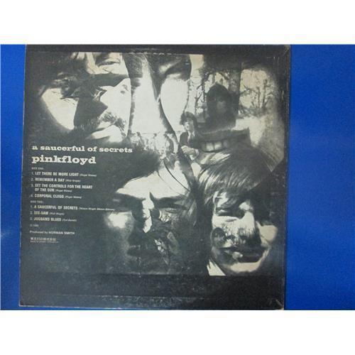 Картинка  Виниловые пластинки  Pink Floyd – A Saucerful Of Secrets / EMS-80318 в  Vinyl Play магазин LP и CD   02718 1