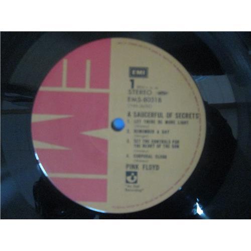 Картинка  Виниловые пластинки  Pink Floyd – A Saucerful Of Secrets / EMS-80318 в  Vinyl Play магазин LP и CD   02718 3