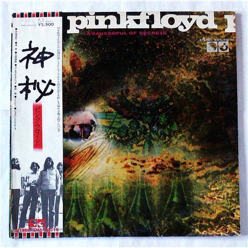 Виниловые пластинки  Pink Floyd – A Saucerful Of Secrets / EMS-80318 в Vinyl Play магазин LP и CD  07417