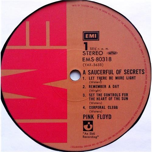 Картинка  Виниловые пластинки  Pink Floyd – A Saucerful Of Secrets / EMS-80318 в  Vinyl Play магазин LP и CD   07417 2