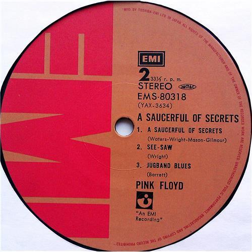 Картинка  Виниловые пластинки  Pink Floyd – A Saucerful Of Secrets / EMS-80318 в  Vinyl Play магазин LP и CD   07417 3