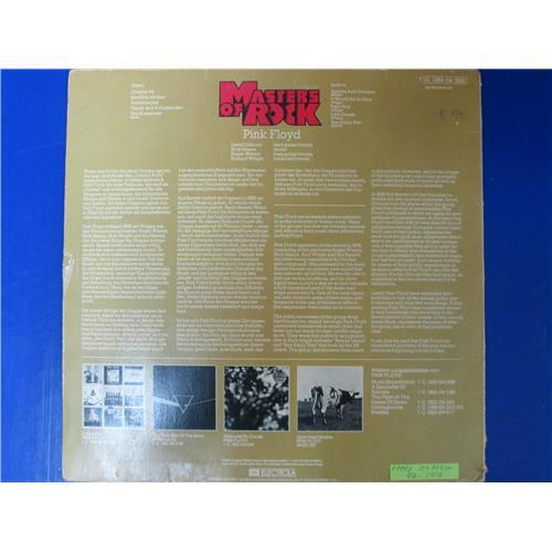 Картинка  Виниловые пластинки  Pink Floyd – Masters Of Rock / 1 C 054-04 299 в  Vinyl Play магазин LP и CD   04917 1