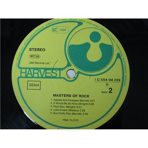 Картинка  Виниловые пластинки  Pink Floyd – Masters Of Rock / 1 C 054-04 299 в  Vinyl Play магазин LP и CD   04917 3