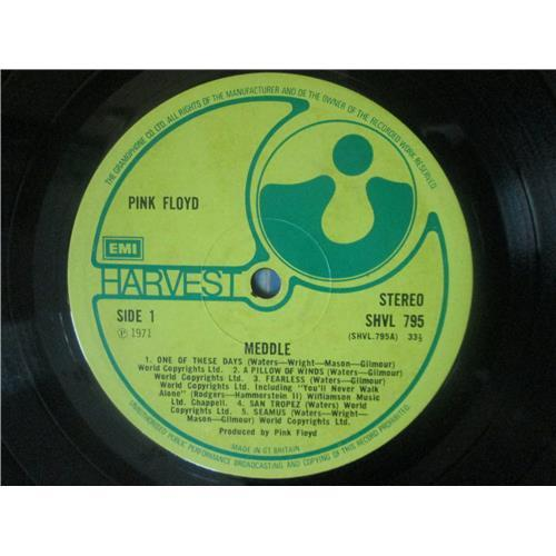 Картинка  Виниловые пластинки  Pink Floyd – Meddle / SHVL 795 в  Vinyl Play магазин LP и CD   02726 3