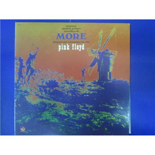 Виниловые пластинки  Pink Floyd – Original Motion Picture Soundtrack From The Film 'More' / SW-11198 в Vinyl Play магазин LP и CD  02721