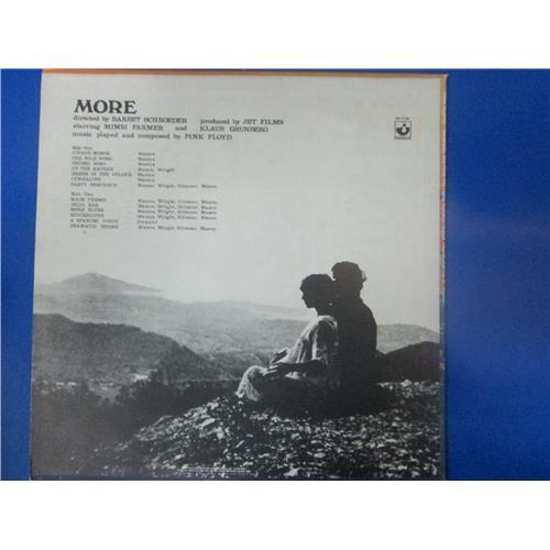 Картинка  Виниловые пластинки  Pink Floyd – Original Motion Picture Soundtrack From The Film 'More' / SW-11198 в  Vinyl Play магазин LP и CD   02721 1
