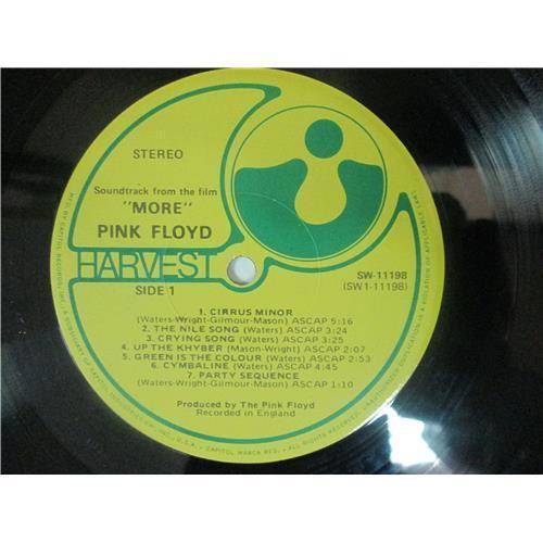 Картинка  Виниловые пластинки  Pink Floyd – Original Motion Picture Soundtrack From The Film 'More' / SW-11198 в  Vinyl Play магазин LP и CD   02721 3
