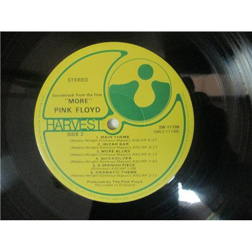 Картинка  Виниловые пластинки  Pink Floyd – Original Motion Picture Soundtrack From The Film 'More' / SW-11198 в  Vinyl Play магазин LP и CD   02721 4