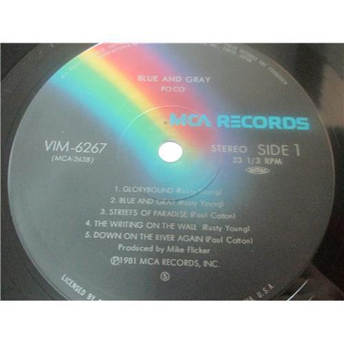 Картинка  Виниловые пластинки  Poco – Blue And Gray / VIM-6267 в  Vinyl Play магазин LP и CD   03526 2