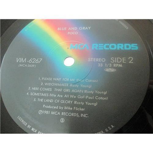 Картинка  Виниловые пластинки  Poco – Blue And Gray / VIM-6267 в  Vinyl Play магазин LP и CD   03526 3