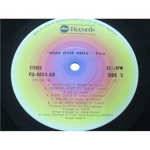Картинка  Виниловые пластинки  Poco – Head Over Heels / YW-8003-AB в  Vinyl Play магазин LP и CD   00299 3