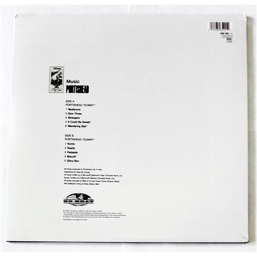 Картинка  Виниловые пластинки  Portishead – Dummy / 828 522-1 / Sealed в  Vinyl Play магазин LP и CD   09150 1