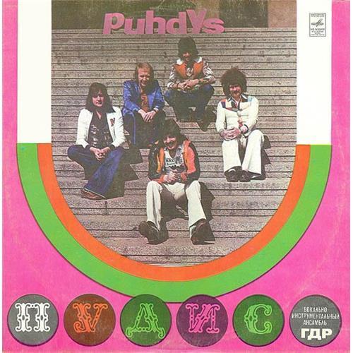 Виниловые пластинки  Puhdys – Пудис / C60—09035-36 в Vinyl Play магазин LP и CD  02954