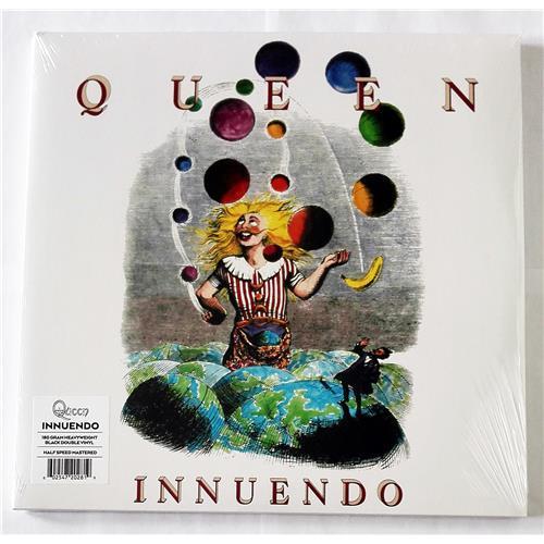 Виниловые пластинки  Queen – Innuendo / 00602547202819 / Sealed в Vinyl Play магазин LP и CD  08815