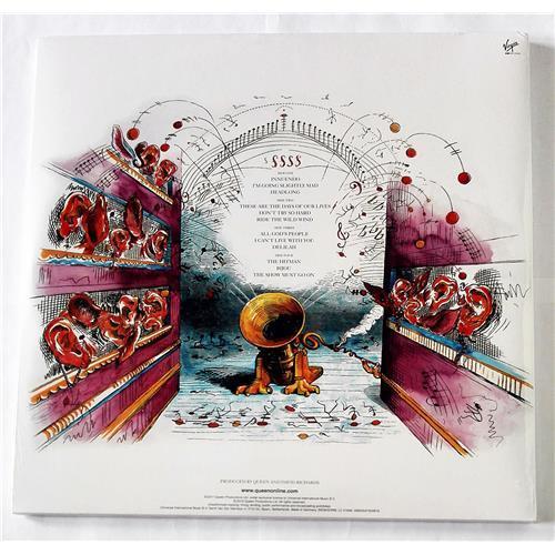 Картинка  Виниловые пластинки  Queen – Innuendo / 00602547202819 / Sealed в  Vinyl Play магазин LP и CD   08815 1