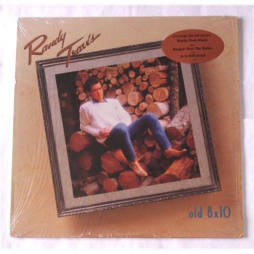 Виниловые пластинки  Randy Travis – Old 8x10 / 9 25738-1 в Vinyl Play магазин LP и CD  06712