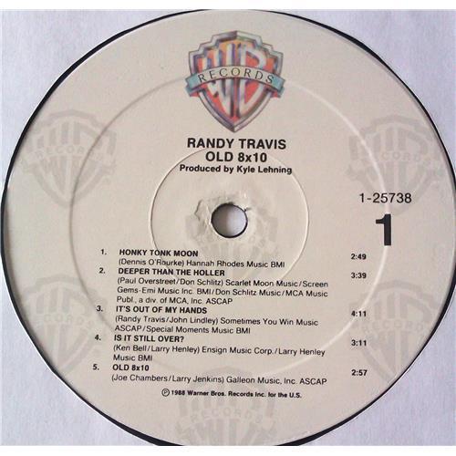 Картинка  Виниловые пластинки  Randy Travis – Old 8x10 / 9 25738-1 в  Vinyl Play магазин LP и CD   06712 4