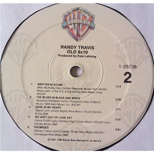 Картинка  Виниловые пластинки  Randy Travis – Old 8x10 / 9 25738-1 в  Vinyl Play магазин LP и CD   06712 5