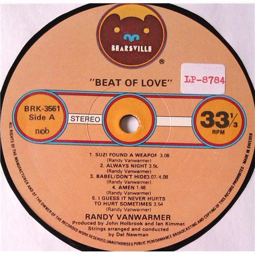 Картинка  Виниловые пластинки  Randy Vanwarmer – Beat Of Love / BRK 3561 в  Vinyl Play магазин LP и CD   05895 4