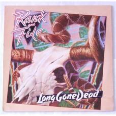Rank And File – Long Gone Dead / SLAP 2