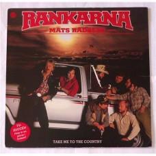 Rankarna & Mats Radberg – Take Me To The Country / MLPH 1541