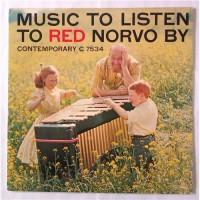 Red Norvo – Music To Listen To Red Norvo By / OJC-155